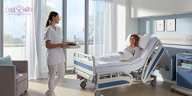 بررسی وضعیت تشک ها و بالش ها در بیمارستان