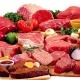 تقلبات در گوشت و فرآورده های گوشتی و دامی