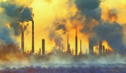 اثرات زیست محیطی گوگرد