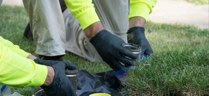 ارزیابی مواجهه خاک با آلاینده ها
