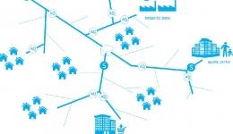 پروژه شبکه توزیع آب و جمع آوری فاضلاب شهر زابل