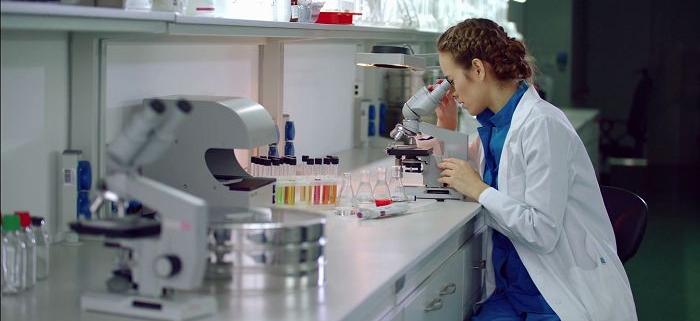 آزمایشگاه میکروبیولوژی محیطی