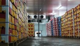 کاربرد سردخانه و انبار در نگهداری مواد غذایی