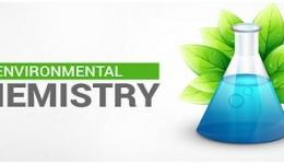 شیمی محیط زیست