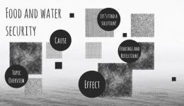 دانلود کتاب تغییر اقلیم، امنیت آب و غذا