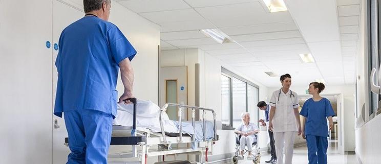 چک لیست ایمنی و بهداشت بیمارستان