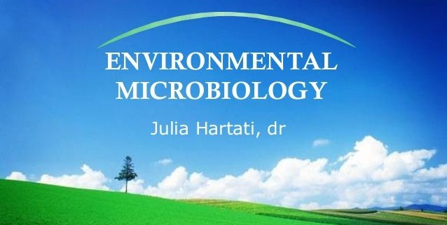 میکروبیولوژی محیط