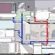 تاسیسات آبرسانی و فاضلاب در ساختمان ها