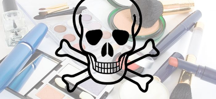 مواد سمی مضر در لوازم آرایشی و بهداشتی