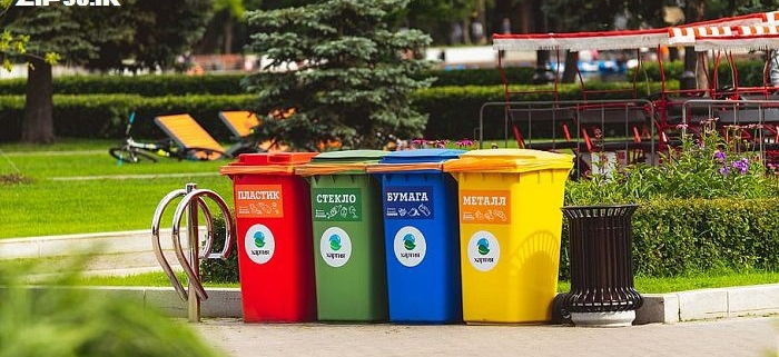 بازیافت زباله و تفکیک از مبدا