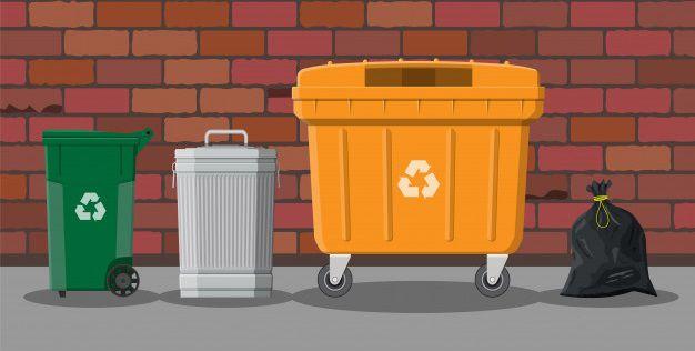 بازیافت مواد از زباله های شهری