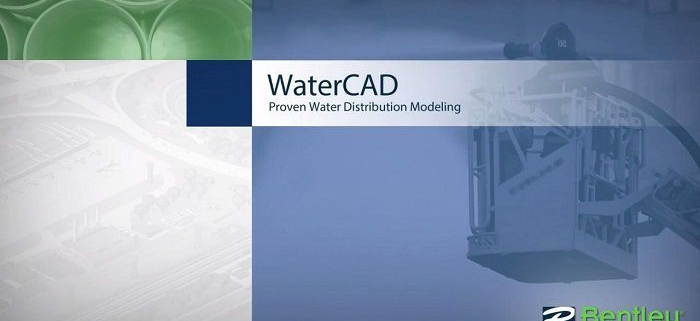 آموزش کاربردی نرم افزار تحلیل شبکه آب Bentley Water CAD
