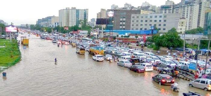 دانلود کتاب سیلاب های شهری
