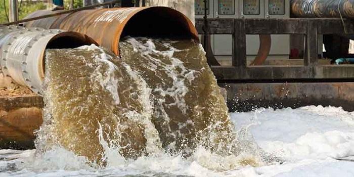جزوه و سوالات تستی اثرات آلودگی آب + پاسخ تشریحی
