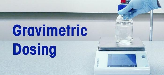 گراویمتری یا وزن سنجی در شیمی تجزیه