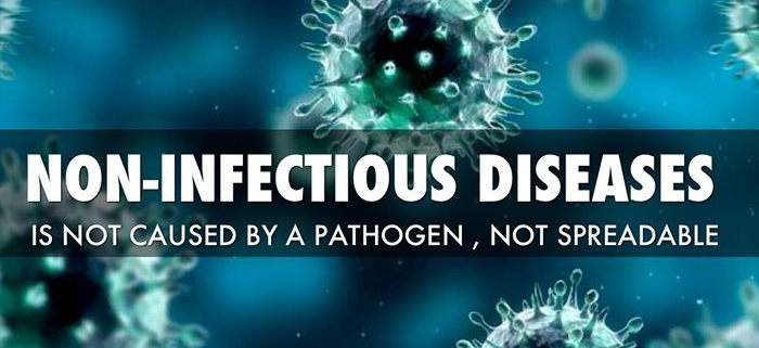 سوالات تستی کنترل بیماری های غیرعفونی خاص و واگیردار با پاسخ تشریحی