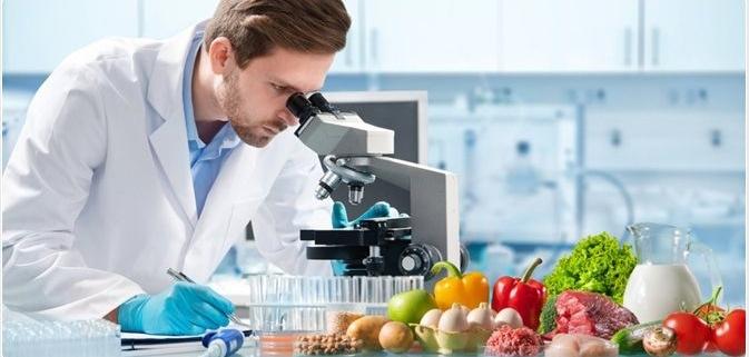 میکروب شناسی صنعتی مواد غذایی