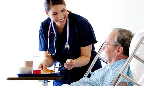 تغذیه بیماران دارای عمل جراحی
