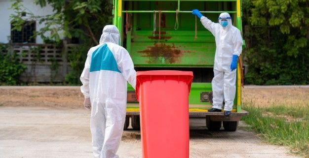سیستم جمع آوری زباله در ایران با تمرکز بر زباله های بیمارستانی