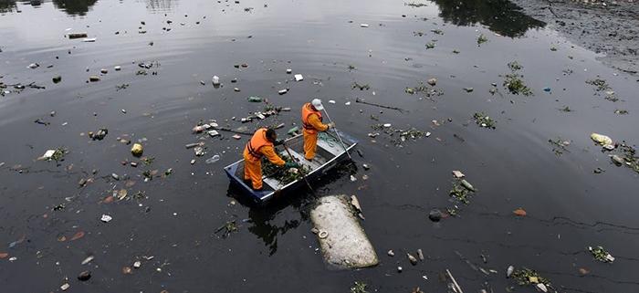 انواع فاضلاب و آلودگی های ناشی از آن
