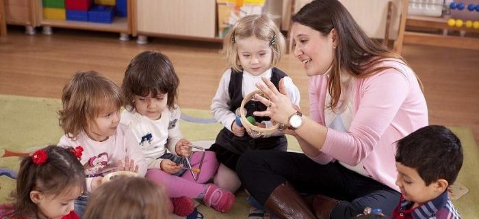 مدیریت و برنامه ریزی مهد کودک