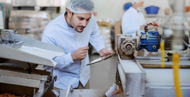 مدیریت بهداشتی در کارخانه های مواد غذایی