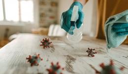 کاربرد گندزداها و پاک کننده ها در بهداشت محیط