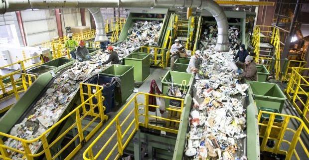 درسنامه و سوالات تستی پردازش و بازیافت مواد زائد جامد