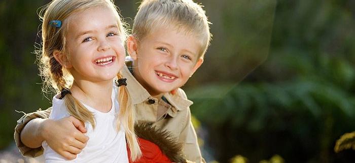 مراقبت کودکان زیر 8 سال