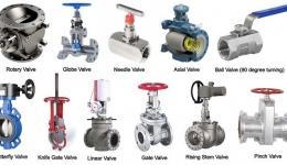 معرفی انواع شیرآلات در لوله های آب و فاضلاب
